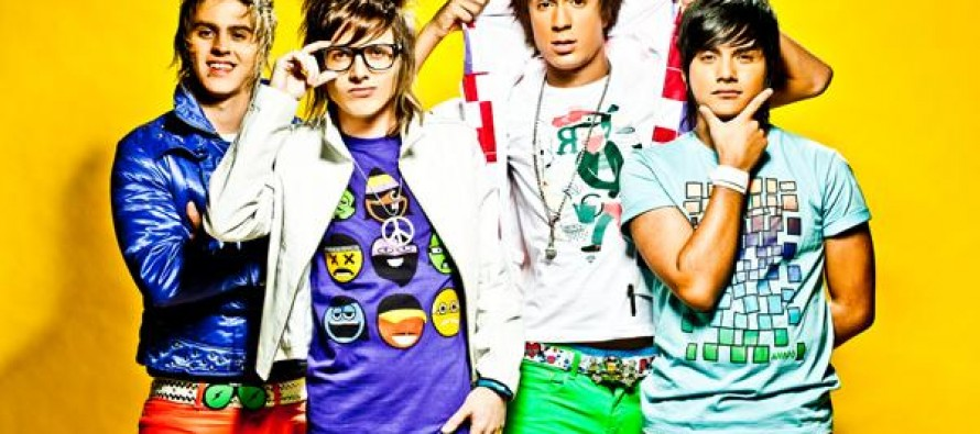 """HAPPY ROCK SUNDAY"" com RESTART e CW7"