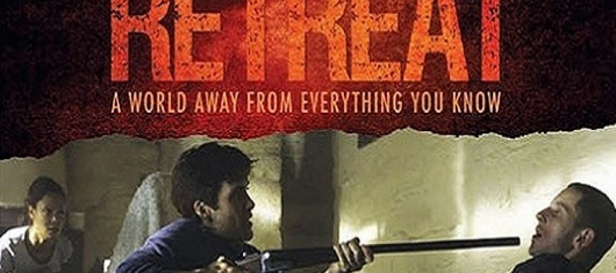 The Retreat, confira o primeiro trailer do thriller britânico