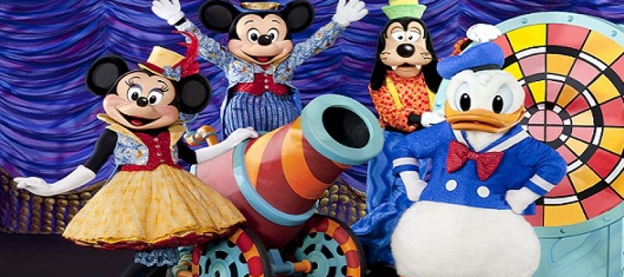 Disney Live – As Mágicas do Mickey