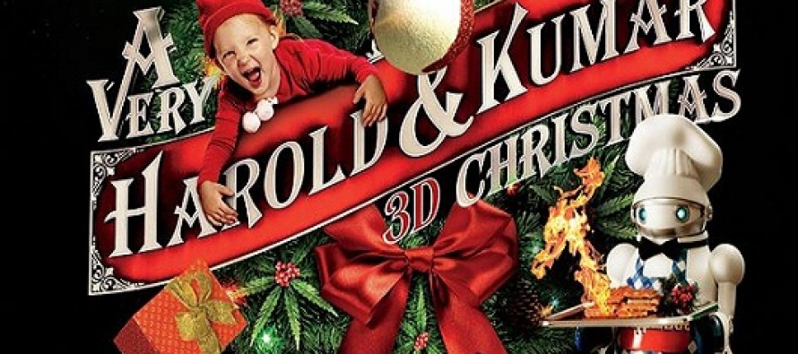 A Very Harold and Kumar 3D Christmas, veja cinco novos comercias para tv