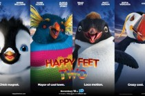 Happy Feet 2: assista o trailer final da animação