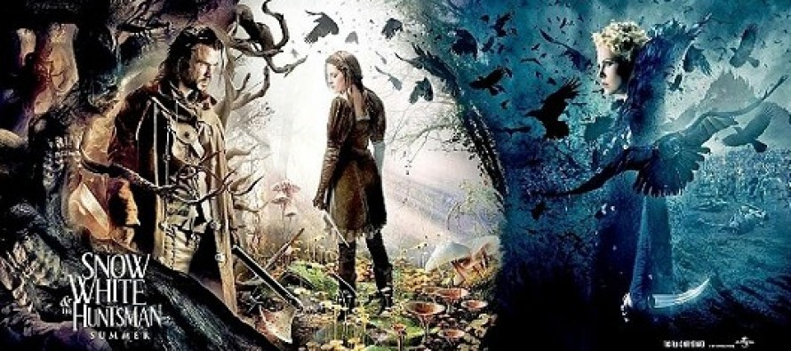 Snow White and the Huntsman (2012) – Trailer Oficial #2 [HD]