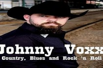 Johnny Voxx mescla country, blues e rock em show no Andarilho