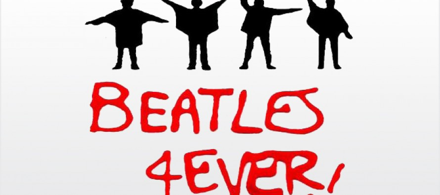 Beatles 4ever no Teatro Juca Chaves