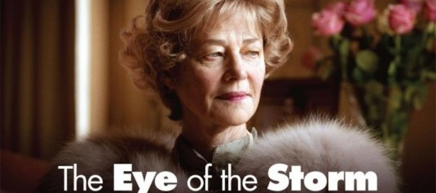 The Eye of the Storm: confira o trailer e pôster para o drama com Geoffrey Rush