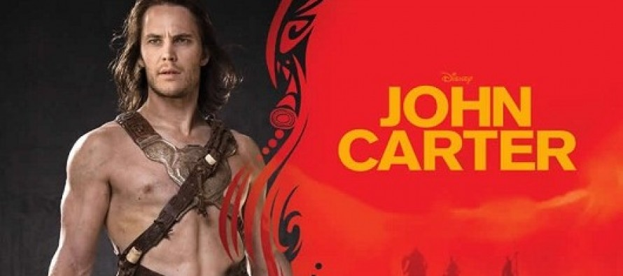John Carter (2012) – Super Bowl XLVI Commercial Teaser [HD]