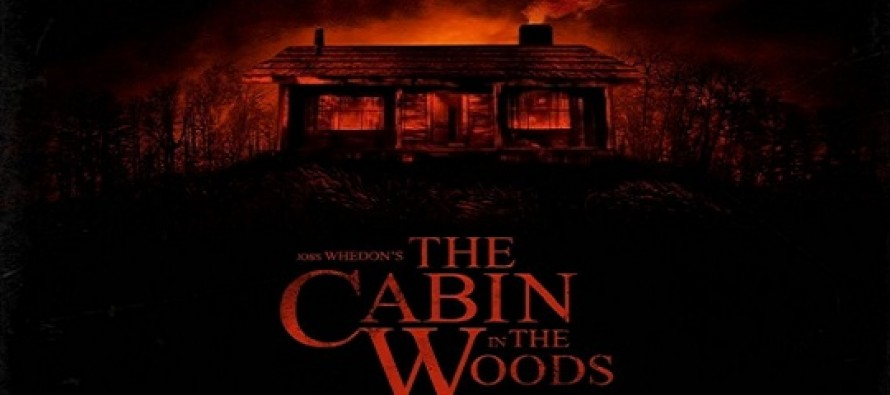 The Cabin in the Woods | confira o pôster inédito para o terror de Joss Whedon
