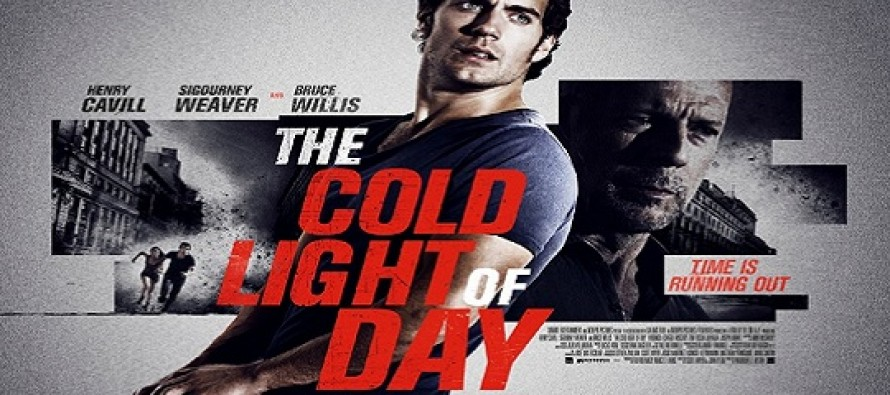 The Cold Light of Day | thriller com Bruce Willis e Henry Cavill ganha dois novos vídeos