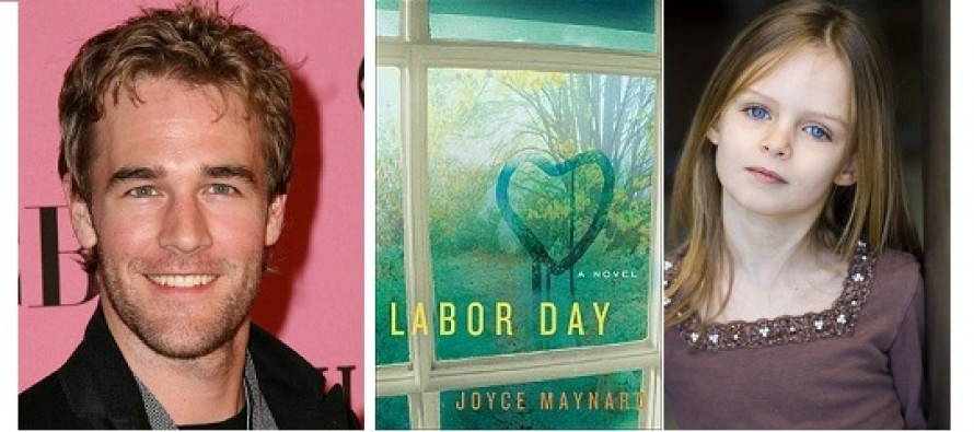 Labor Day | adaptação literária confirma atores James Van Der Beek e Brighid Fleming no elenco