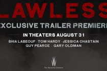 Lawless | Tom Hardy, Shia LaBeouf e Guy Pearce nos dois primeiros clipes para o filme