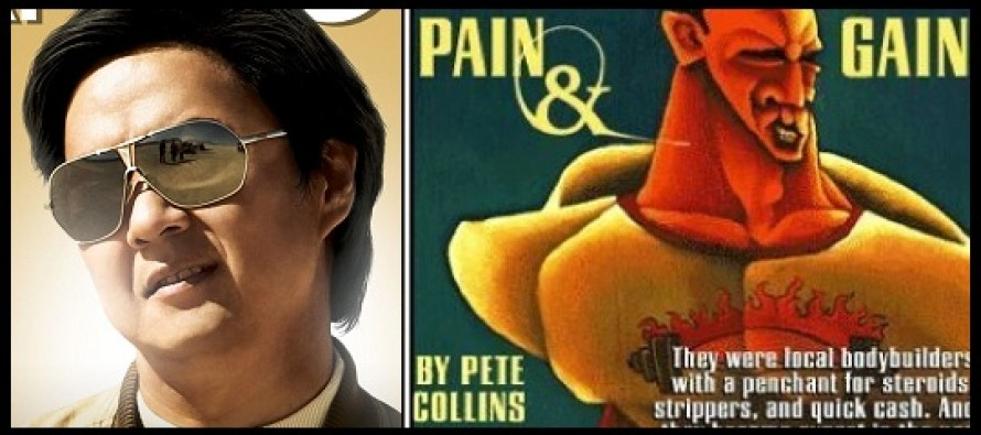 Pain & Gain | ator Ken Jeong confirmado no elenco do filme de Michael Bay