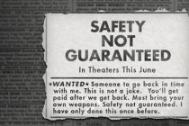 Safety Not Guaranteed | comédia independente ganha primeiro vídeo featurette com cenas dos bastidores