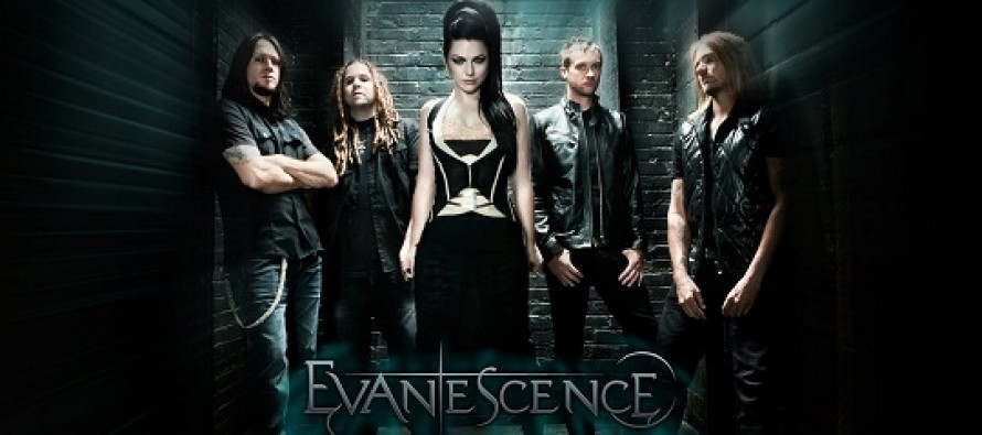 Vídeoclipe | Evanescence performing Lost in Paradise (Lyrics Video) [HD]