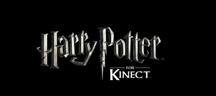VideoGame | Harry Potter Kinect Announcement Trailer