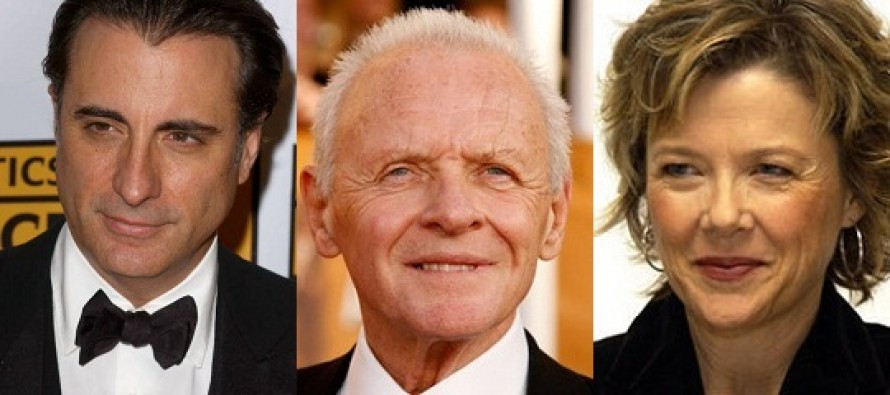 Hemingway and Fuentes | Andy Garcia, Anthony Hopkins e Annette Bening confirmados no filme