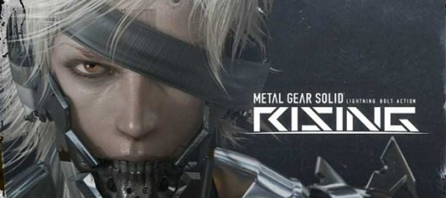 "VideoGame | Make It Right – ""Sword"" – METAL GEAR RISING"