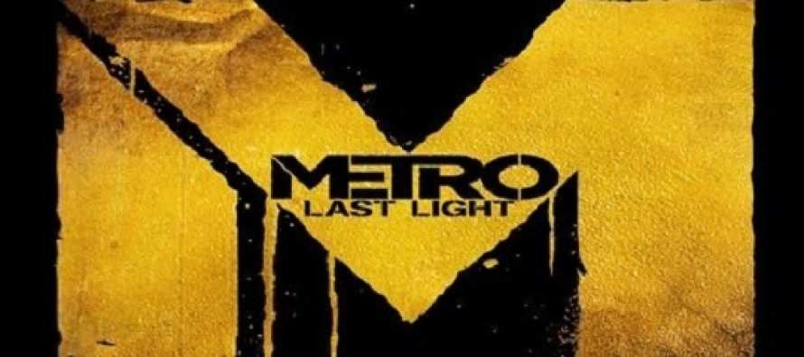 Videogame | Metro Last Light Welcome to Moscow Gameplay Walkthrough