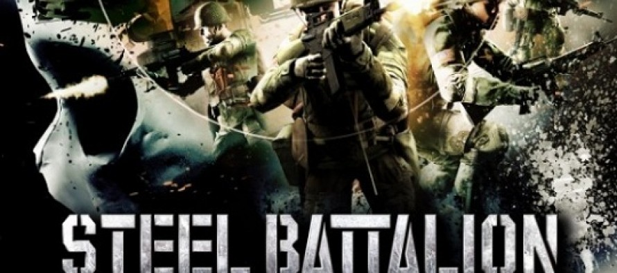 VideoGame | Steel Battalion: Heavy Armor Live Action Teaser Trailer