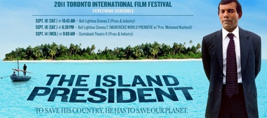 The Island President (2012) – Official Trailer #1 [HD]