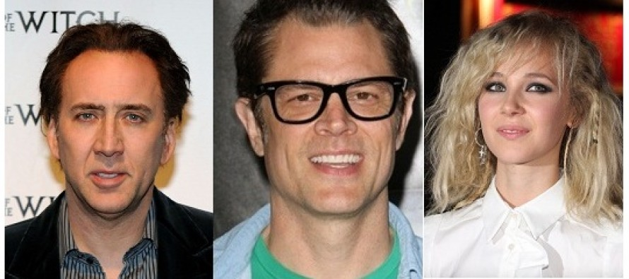 Wild Side | Nicolas Cage, Johnny Knoxville e Juno Temple estão confirmados no elenco do filme
