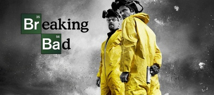 "Breaking Bad | Assista ao vídeo dos bastidores do último episódio do ano 5.08 ""Gliding Over All"""