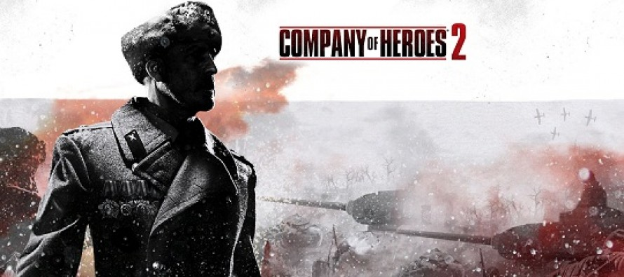 Videogame | Company of Heroes 2 Teaser Trailer