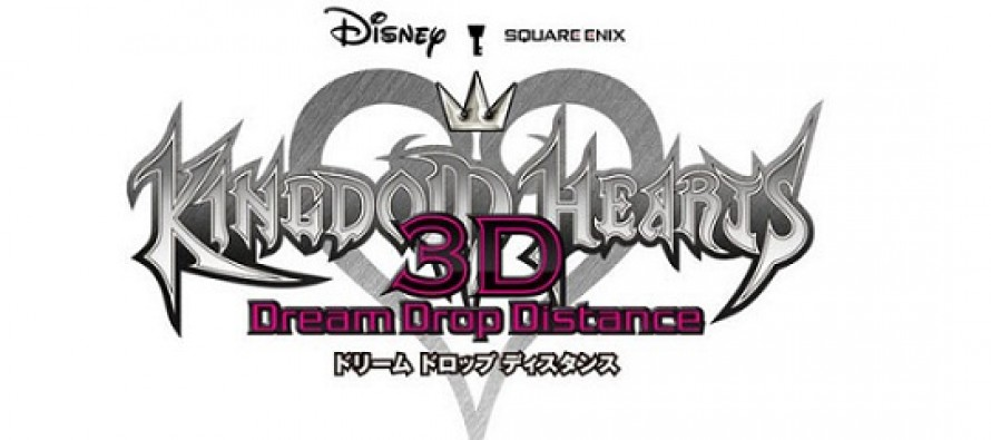 Videogame | Kingdom Hearts 3D: Dream Drop Distance Gameplay Trailer
