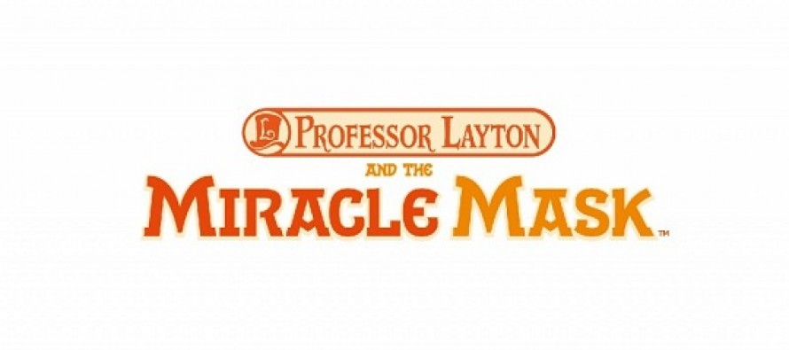 Videogame | Professor Layton and the Miracle Mask Teaser Trailer