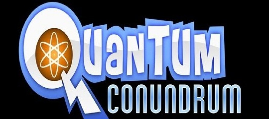 Videogame | Quantum Conundrum Behind the Scenes of the Live Action Series