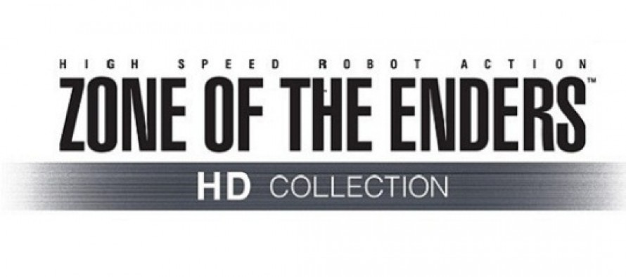 VideoGame | Zone of the Enders HD Collection E3 2012 Opening Intro