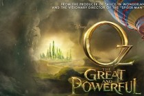 "Oz The Great and Powerful | assista agora ao primeiro trailer para o  prelúdio de ""O Mágico de Oz"""