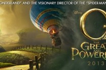 Oz The Great and Powerful | confira o primeiro teaser pôster para o filme estrelado por James Franco