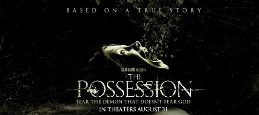The Possession | terror com Jeffrey Dean Morgan e Kyra Sedgwick ganha cartaz animado inédito