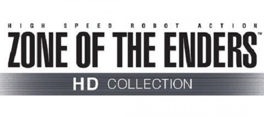Videogame | Zone of the Enders HD Collection SDCC 2012 Trailer