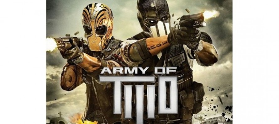 Videogame | Army of Two: The Devil's Cartel Gamescom 2012 Announcement Trailer