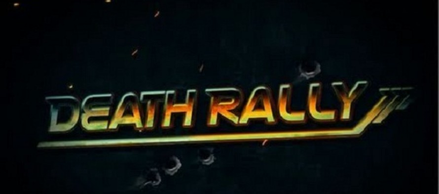 Videogame | Death Rally PC Launch Trailer