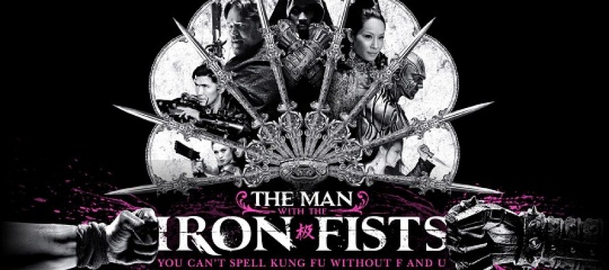 The Man with the Iron Fists | Russell Crowe e David Bautista nos vídeos promocionais inéditos