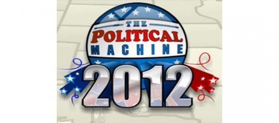 Videogame | The Political Machine 2012 Launch Trailer