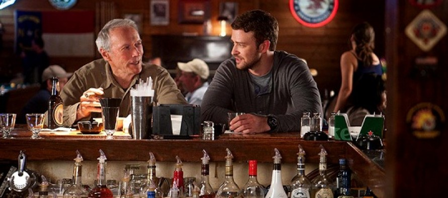Trouble With the Curve | drama com Clint Eastwood, Amy Adams e Justin Timberlake ganha primeiro pôster oficial