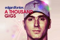 "Novo CD de Edgard Fontes, ""A Thousand Gigs"" sai pela LK2 Music"