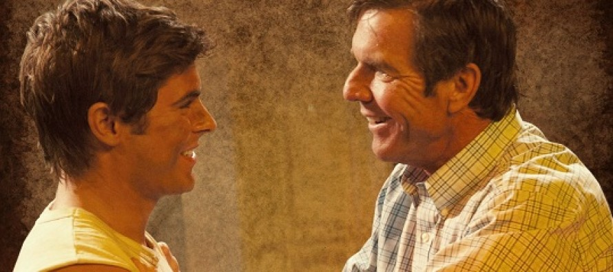 At Any Price | Zac Efron e Dennis Quaid estampam primeiro pôster oficial para o drama