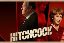 Hitchcock |  Anthony Hopkins e Helen Mirren estampam cartaz inédito para drama biográfico