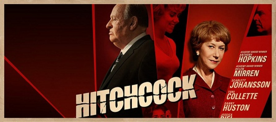 Hitchcock | Anthony Hopkins e Scarlett Johansson na clássica cena do chuveiro no primeiro clipe do filme