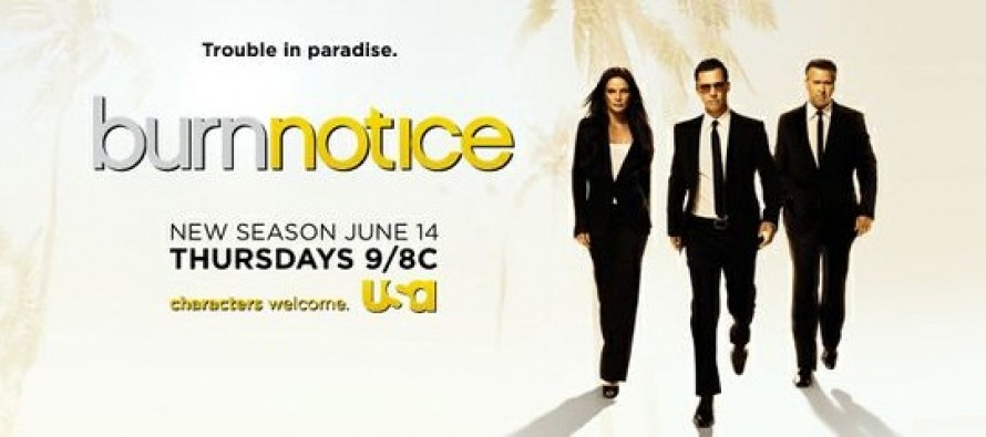 "Burn Notice | Vídeo promocional revela cenas inédita para episódio 6.13 ""Over the Line"""