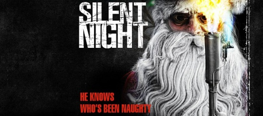 "Silent Night | Confira o primeiro pôster e trailer para o remake do horror ""Silent Night, Deadly Night"""
