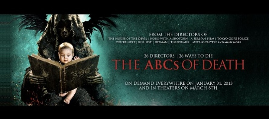 The ABCs of Death | Assista ao trailer para maiores inédito do horror