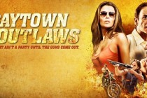 The Baytown Outlaws | Elenco reunido no cartaz inédito para a comédia de ação com  Billy Bob Thornton e Eva Longoria