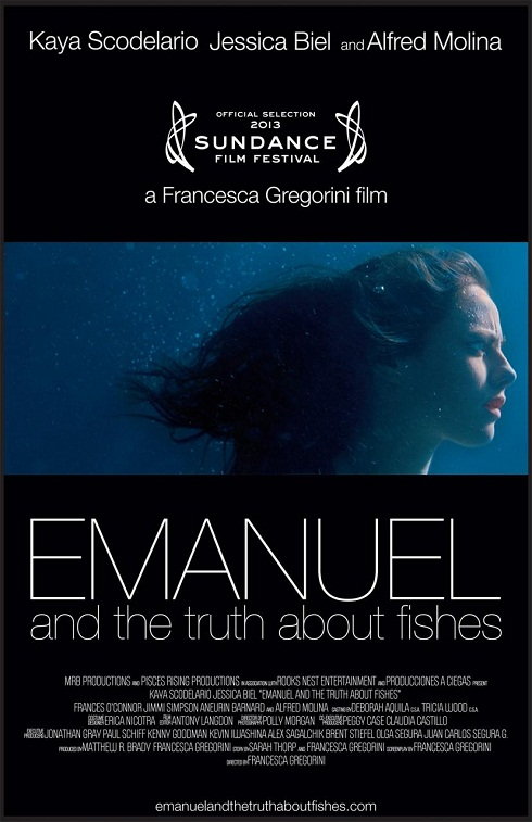 Emanuel and the Truth About Fishes-Official Poster Banner PROMO POSTER-21Janeiro2013 (POST)