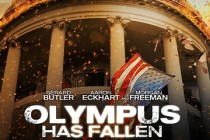 Olympus Has Fallen | Morgan Freeman estampa cartaz de personagem inédito para o thriller de ação
