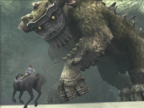 Shadow of the Colossus-Official Poster Banner PROMO (1)
